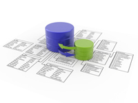 Contact Us for Spreadsheets that extract information from Databases